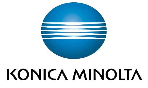 Logo von Partnerfirma Konica Minolta