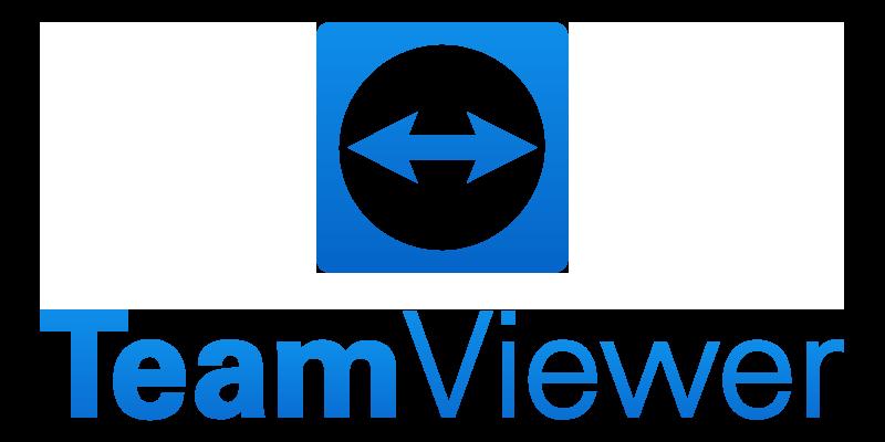 Logo von verwendeter Service Software Teamviewer